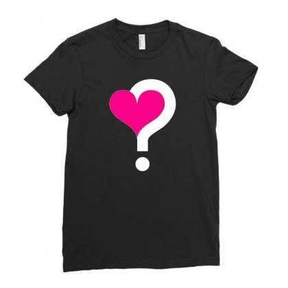 Who Could Captivate My Heart Ladies Fitted T-shirt Designed By Printshirts