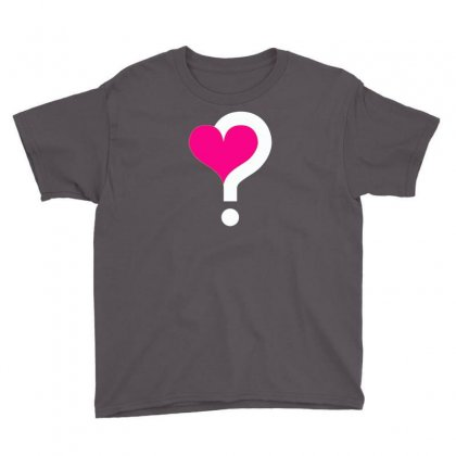 Who Could Captivate My Heart Youth Tee Designed By Printshirts