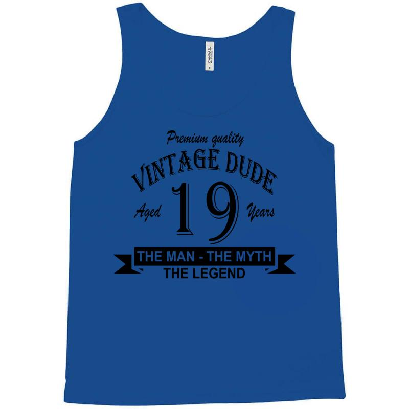 Aged 19 Years Tank Top | Artistshot