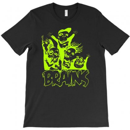 Brain Squad T-shirt Designed By Firstore