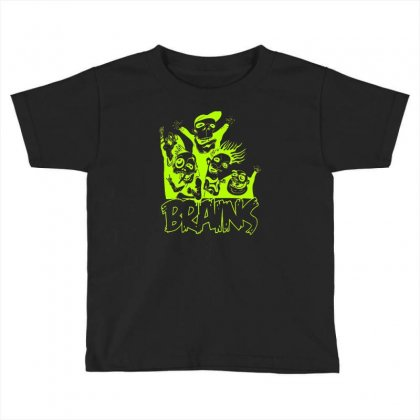 Brain Squad Toddler T-shirt Designed By Firstore