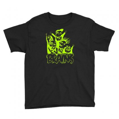 Brain Squad Youth Tee Designed By Firstore