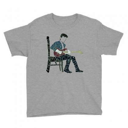 Shawn Mendes Youth Tee Designed By Fania