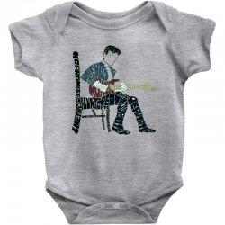 shawn mendes Baby Bodysuit   Artistshot
