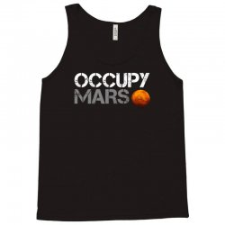 elon musk occupy mars Tank Top | Artistshot
