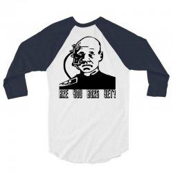 geek borg 3/4 Sleeve Shirt   Artistshot