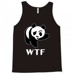 wtf panda Tank Top   Artistshot