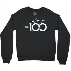 the 100 Crewneck Sweatshirt   Artistshot