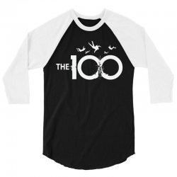 the 100 3/4 Sleeve Shirt   Artistshot