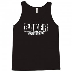 baker skateboards Tank Top | Artistshot