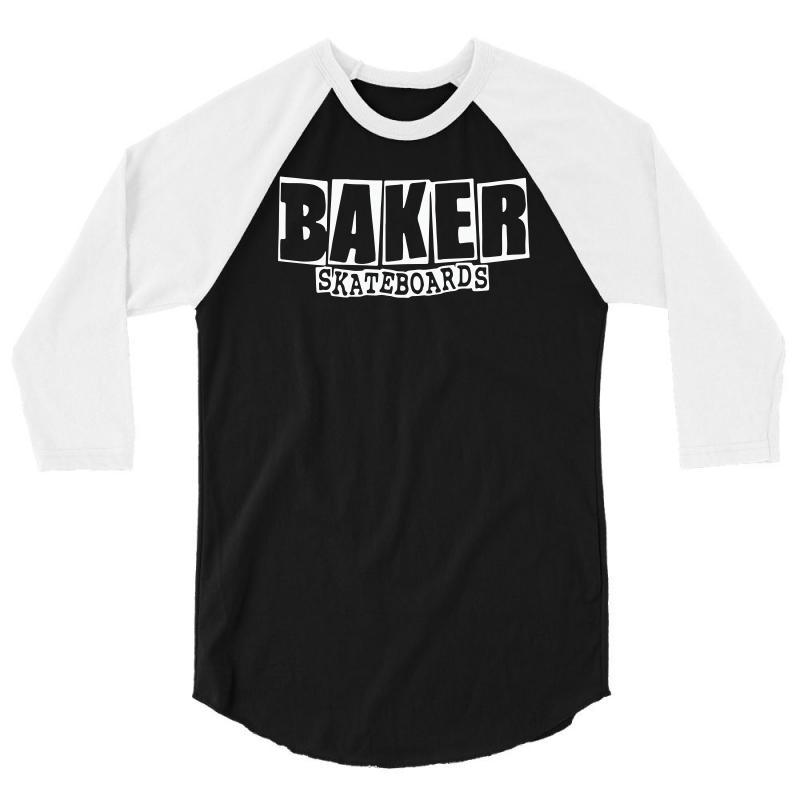 Baker Skateboards 3/4 Sleeve Shirt | Artistshot