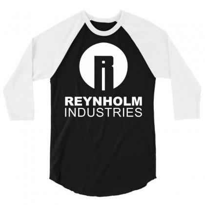 Reynholm Industries 3/4 Sleeve Shirt Designed By Deomatis9888