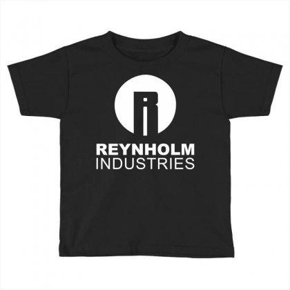 Reynholm Industries Toddler T-shirt Designed By Deomatis9888