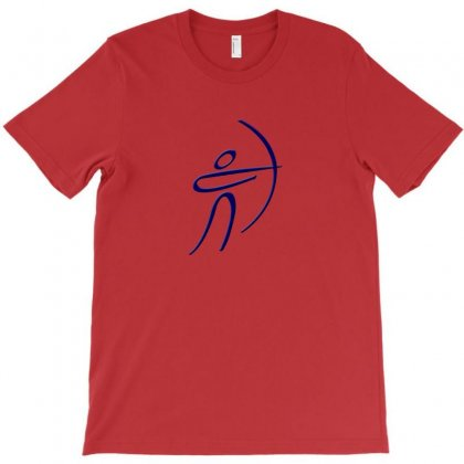 Archery T-shirt Designed By Deomatis9888