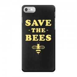 Save The Bees iPhone 7 Case   Artistshot