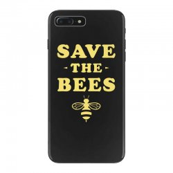 Save The Bees iPhone 7 Plus Case   Artistshot