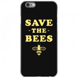 Save The Bees iPhone 6/6s Case   Artistshot