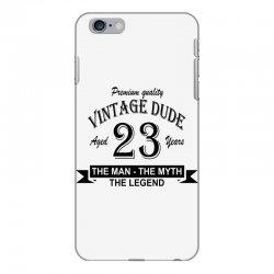 aged 23 years iPhone 6 Plus/6s Plus Case | Artistshot