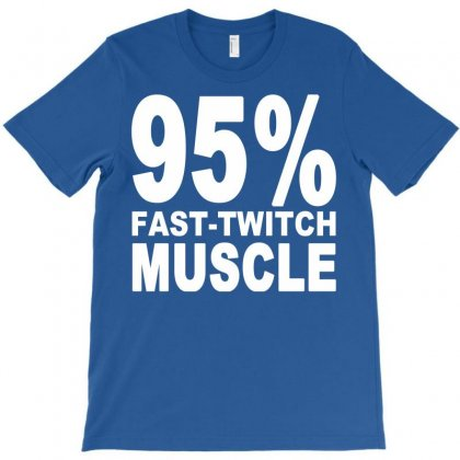 95%persen Muscle T-shirt Designed By Bapakdanur