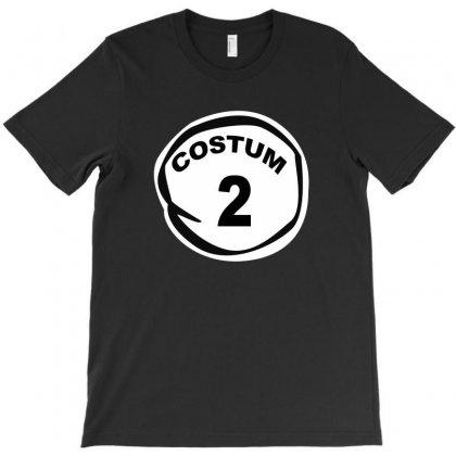 Custom Thing 1 T-shirt Designed By Bapakdanur