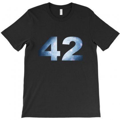 Constellation 42 T-shirt Designed By Katabudi