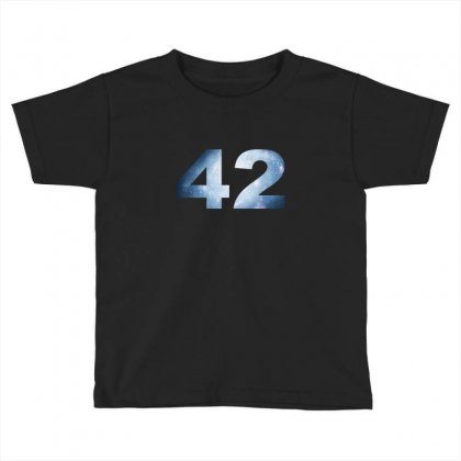 Constellation 42 Toddler T-shirt Designed By Katabudi