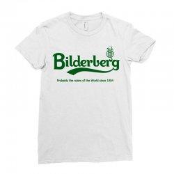 bilderberg Ladies Fitted T-Shirt   Artistshot