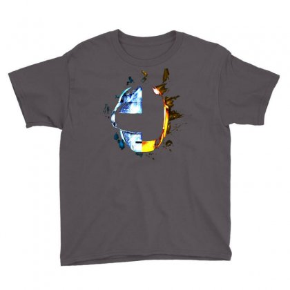 Daft Punk Youth Tee Designed By Kiva27
