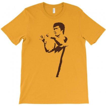Bruce Lee T-shirt Designed By Artistshotf1