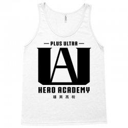 Plus Ultra Hero Academy Tank Top   Artistshot