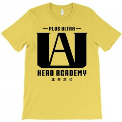 Plus Ultra Hero Academy T-Shirt   Artistshot