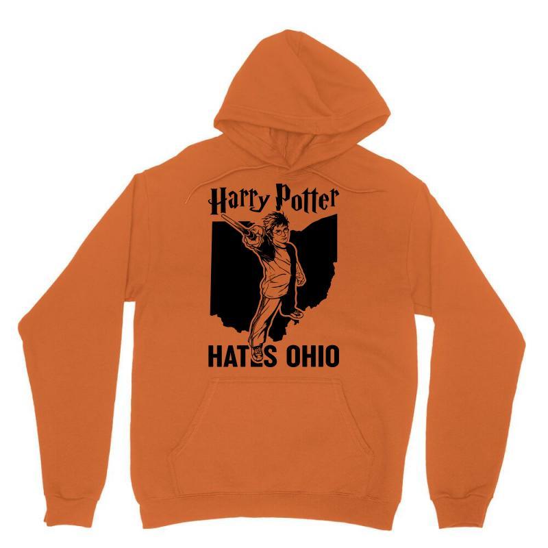 Harry Potter Hates Ohio Unisex Hoodie   Artistshot