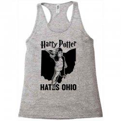 Harry Potter Hates Ohio Racerback Tank   Artistshot