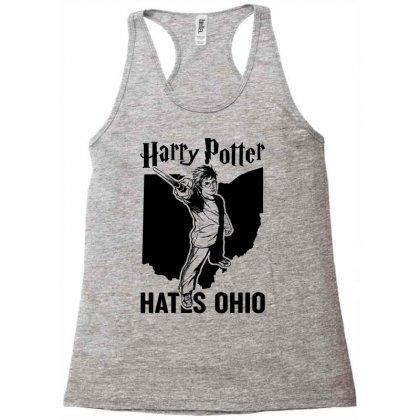 Harry Potter Hates Ohio Racerback Tank Designed By Akin