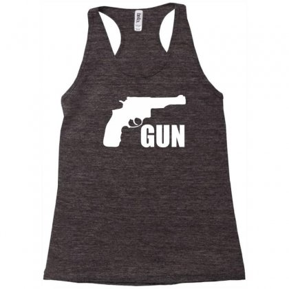 Son Of A Gun Racerback Tank Designed By Printshirts