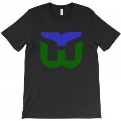 hartford whalers T-Shirt | Artistshot