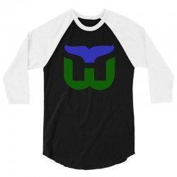 hartford whalers 3/4 Sleeve Shirt | Artistshot