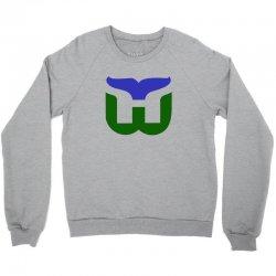 hartford whalers Crewneck Sweatshirt | Artistshot