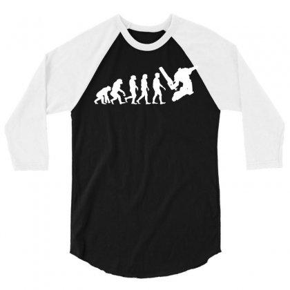 Warhammer Evolution 3/4 Sleeve Shirt Designed By Zeynepu