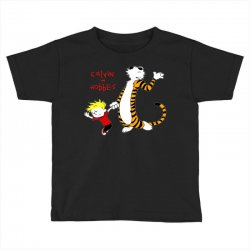 calvin hobbes Toddler T-shirt | Artistshot