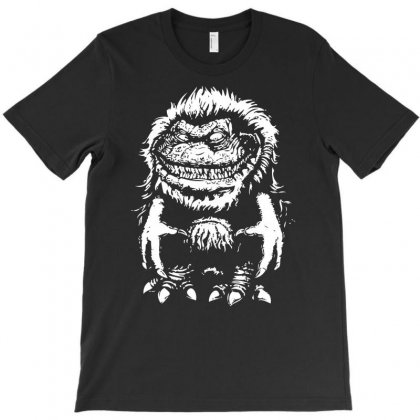 Critters Horror T-shirt Designed By Printshirts