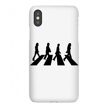 Beatles Rock Band Legend Iphonex Case Designed By Yellow Star