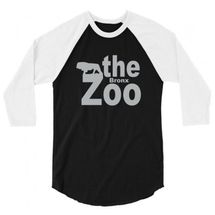 Bronx Zoo 3/4 Sleeve Shirt Designed By Yudyud