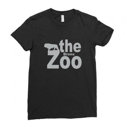 Bronx Zoo Ladies Fitted T-shirt Designed By Yudyud