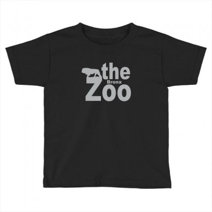 Bronx Zoo Toddler T-shirt Designed By Yudyud