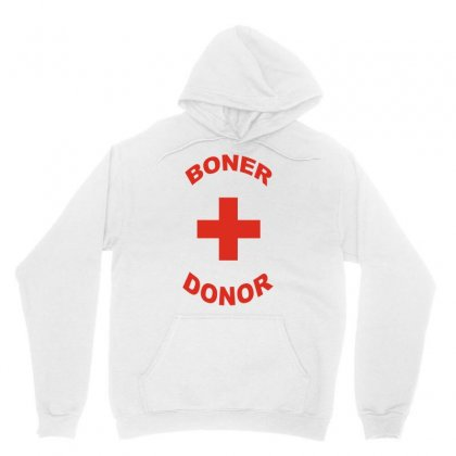 Boner Donor Unisex Hoodie Designed By Yudyud