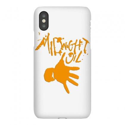 Midnight Oil Iphonex Case Designed By Jasmin3