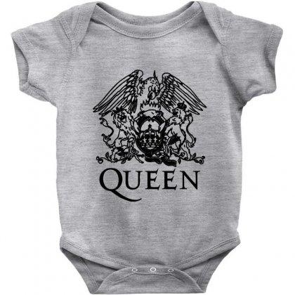 Queen Baby Bodysuit Designed By Jasmin3