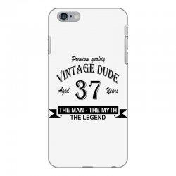 aged 37 years iPhone 6 Plus/6s Plus Case   Artistshot