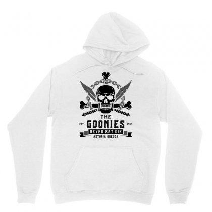 The Goonies Never Say Die Unisex Hoodie Designed By Akin